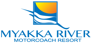 Myakka Motorcoach Resort Logo